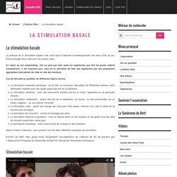 La stimulation basale - Association TEPA