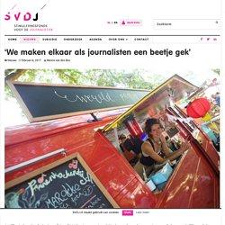 'We maken elkaar als journalisten een beetje gek' - Stimuleringsfonds voor de Journalistiek