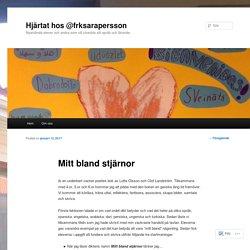 Hjärtat hos @frksarapersson