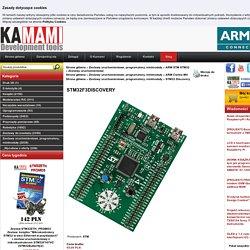 STM32F3DISCOVERY ― Kamami.pl - sklep internetowy dla elektroników
