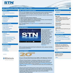 STN International: Home