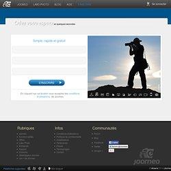 Stockage de photos et partage de photos HD en réseaux privés