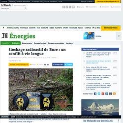Stockage radioactif de Bure: un conflit à vie longue