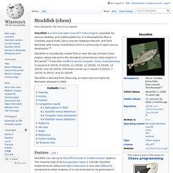 Stockfish (chess)