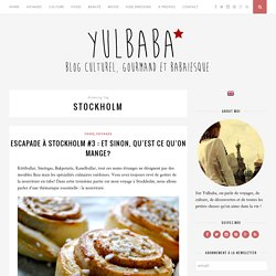 Stockholm Archives - YULBABA