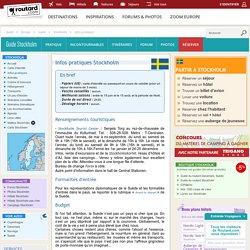 Stockholm : Infos pratiques