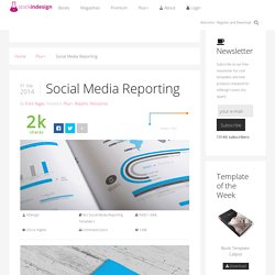 FLAT Social Media Reporting Template