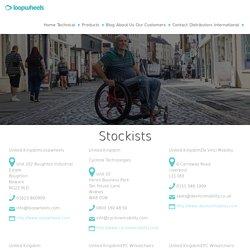 Stockists - Loopwheels