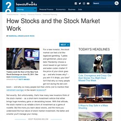 """How Stocks and the Stock Market Work"""""""