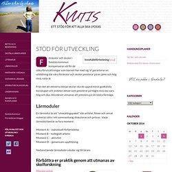 Stöd för utveckling - Kvutis