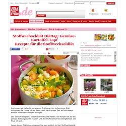 Stoffwechseldiät Diättag: Gemüse-Kartoffel-Topf - Rezepte für die Stoffwechseldiät - bildderfrau.de