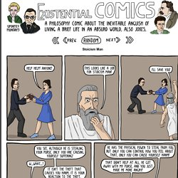 Stoicism Man