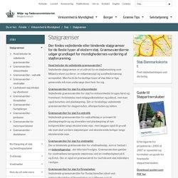Støjgrænser - Miljøstyrelsen