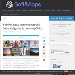 StokPic: banco con centenares de bellas imágenes de dominio público