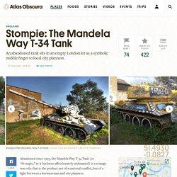 Stompie: The Mandela Way T-34 Tank