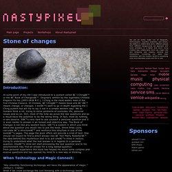 Zen in a Stone