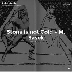 Stone is not Cold – M. Sasek