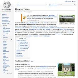 Stone of Scone