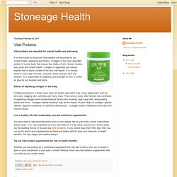 Stoneage Health: Vital Proteins
