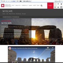 Stonehenge Skyscape