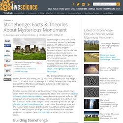 Stonehenge: Facts & Theories About Mysterious Monument