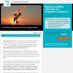 Stop aux négociations du TTIP