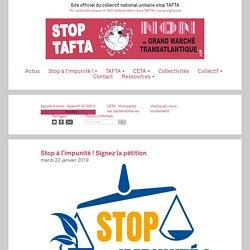 Stop à l'impunité ! Signez la pétition