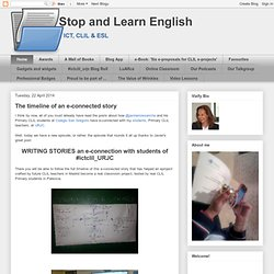 Stop and Learn English