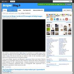 stop motion »Designerblog.it