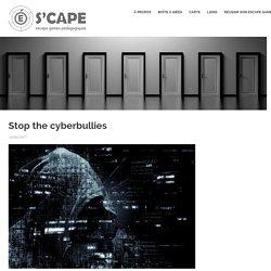 Stop the cyberbullies (EMI - 3ème / 2nde)
