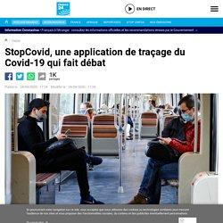 StopCovid, une application de traçage du Covid-19 qui fait débat