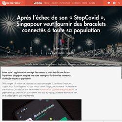 Après l'échec de son « StopCovid », Singapour veut fournir des bracelets connectés à toute sa population