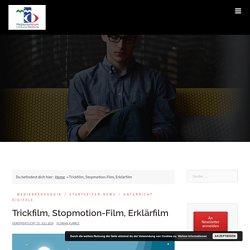 Trickfilm, Stopmotion-Film, Erklärfilm - Medienzentrum Limburg-Weilburg
