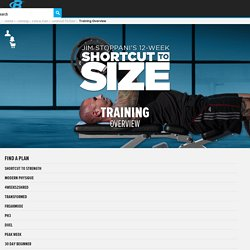 Jim Stoppani's 12-Week Shortcut To Size - Build Muscle & Gain Strength!