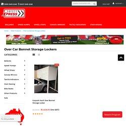 Buy Over Bonnet Car Park Storage in Gold Coast