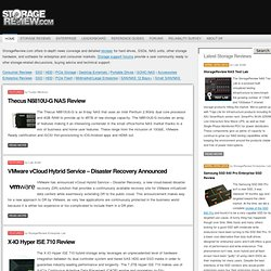 StorageReview.com - Storage Reviews