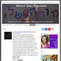 Store - Morah Sheli Publishing