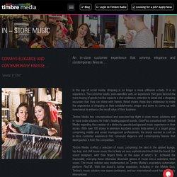 In - Store Radio - Timbre Media