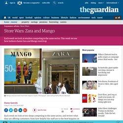 Store Wars: Zara and Mango