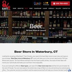 Beer store in Waterbury, CT