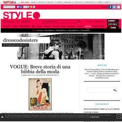 VOGUE: Breve storia di una bibbia della moda