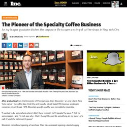 31 Stories of Small Business Success: Oren's Daily Roast Coffee and Tea