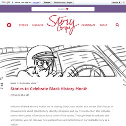 Stories to Celebrate Black History Month