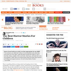 The Best Horror Stories For Children