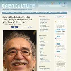 10-short-stories-by-gabriel-garcia-marquez