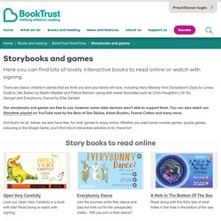 Stories for kids online and fun games to play