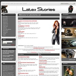 Latex stories | Gromets Plaza | Latexstories.net