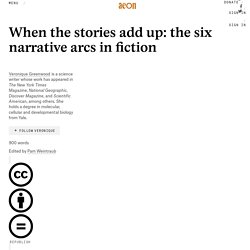 When the stories add up: the six narrative arcs in fiction