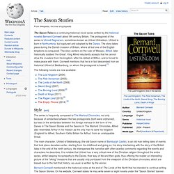 The Saxon Stories