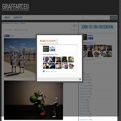 Stormtrooper's life on photos - art pack | GRAFFART